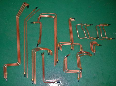 ดัดท่อทองแดง/Copper Tube Bending